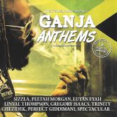 Various - Ganja Anthems (Irie Ites Records) CD